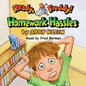 Ready, Freddy: Homework Hassles (Unabridged) audiobook download