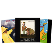 Danny and the Dinosaur, A Letter to Amy, The Trip, & Beast of Monsieur Racine (Unabridged) audiobook download