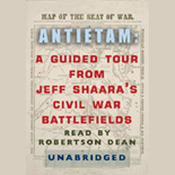 Antietam: A Guided Tour from Jeff Shaara's Civil War Battlefields audiobook download