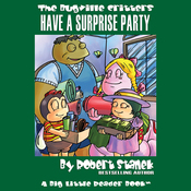 The Bugville Critters Have a Surprise Party: Lass Ladybug's Adventures, Book 6 (Unabridged) audiobook download