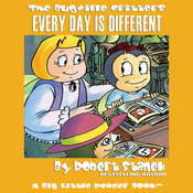 The Bugville Critters: Every Day Is Different: Learning Adventures, Book 2 (Unabridged) audiobook download