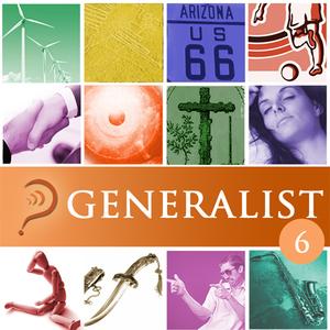 Generalist-volume-6-unabridged-audiobook
