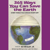 365 Ways You Can Save the Earth (Unabridged) audiobook download