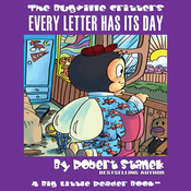 The Bugville Critters: Every Letter Has Its Day: Learning Adventures, Book 1 (Unabridged) audiobook download