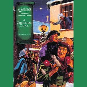 A-christmas-carol-saddleback-illustrated-classics-audiobook