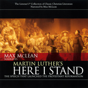 Martin Luther's Here I Stand: The Speech that Launched the Protestant Reformation audiobook download