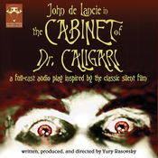 The Cabinet of Dr. Caligari (Unabridged) audiobook download