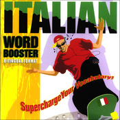 Italian Word Booster: 500+ Most Needed Words & Phrases audiobook download