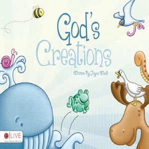 Gods-creations-unabridged-audiobook
