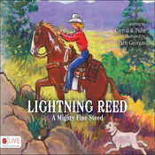 Lightning Reed: A Mighty Fine Steed (Unabridged) audiobook download