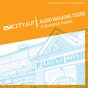 City Surf: Toronto: St. Lawrence Market Audio Walk (Unabridged) audiobook download