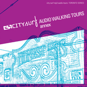 City Surf: Toronto: Annex Audio Walk (Unabridged) audiobook download
