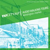 City Surf: Toronto: Kensington Market Audio Walk (Unabridged) audiobook download