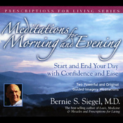Meditations for Morning and Evening: Start and End Your Day with Confidence and Ease audiobook download