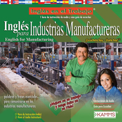 Ingles para Industrias Manufactureras (Texto Completo) [English for Manufacturing Industries (Unabridged)] audiobook download