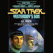 Star Trek: Yesterday's Son audiobook download