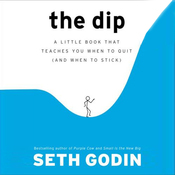 The Dip (Unabridged) audiobook download