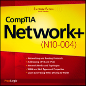 CompTIA Network+ (N10-004) Lecture Series audiobook download