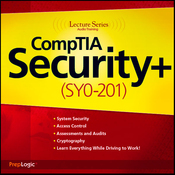 CompTIA Security+ (SY0-201) Lecture Series audiobook download