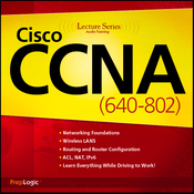 Cisco CCNA (640-802) Lecture Series audiobook download