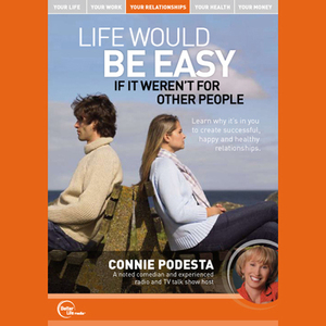 Life-would-be-easy-if-it-werent-for-other-people-live-audiobook