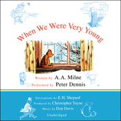 When We Were Very Young: A.A. Milne's Pooh Classics, Volume 3 (Unabridged) audiobook download