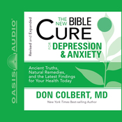 The New Bible Cure for Depression and Anxiety (Unabridged) audiobook download