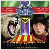 Doctor Who: Hornets' Nest 3 - The Circus of Doom (Unabridged) audiobook download