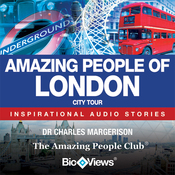 Amazing People of London: Inspirational Stories (Unabridged) audiobook download