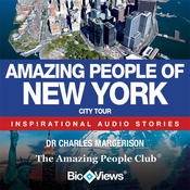 Amazing People of New York: Inspirational Stories (Unabridged) audiobook download