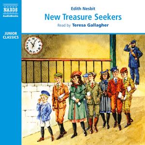 New-treasure-seekers-audiobook