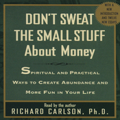 Don't Sweat the Small Stuff About Money audiobook download