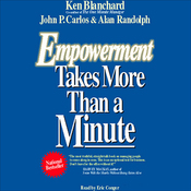 Empowerment Takes More than a Minute audiobook download