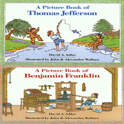 'A Book of Thomas Jefferson' and 'A Book of Benjamin Franklin' (Unabridged) audiobook download