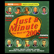 Just a Minute: The Best of 2005 audiobook download