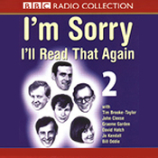 I'm Sorry, I'll Read That Again: Volume Two audiobook download