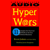 Hyperwars: Eleven Strategies for Survival and Profit in the Era of On-Line Business audiobook download