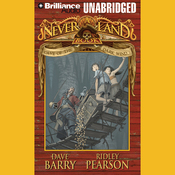 Cave of the Dark Wind: A Never Land Adventure (Unabridged) audiobook download