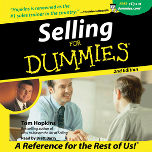Selling-for-dummies-second-edition-audiobook