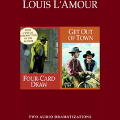 Four-Card Draw & Get Out of Town (Dramatized) audiobook download