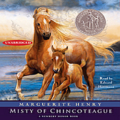Misty of Chincoteague (Unabridged) audiobook download