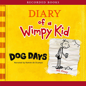 Diary of a Wimpy Kid: Dog Days (Unabridged) audiobook download