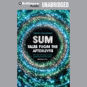 Sum: Tales from the Afterlives (Unabridged) audiobook download