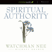 Spiritual Authority (Unabridged) audiobook download