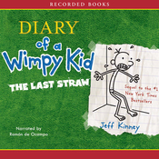 The Diary of a Wimpy Kid: The Last Straw (Unabridged) audiobook download