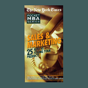 The New York Times Pocket MBA: Sales and Marketing (Unabridged) audiobook download