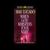 When God Whispers Your Name audiobook download