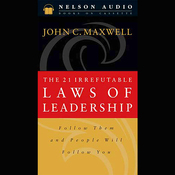 The 21 Irrefutable Laws of Leadership audiobook download
