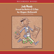 Judy Moody: Around the World in 8 1/2 Days (Unabridged) audiobook download