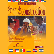 Spanish for Construction (Unabridged) audiobook download